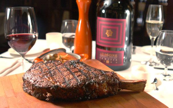 Ladies and Gentlemen: Steak and Wine Night 2/26 - Dane's ...